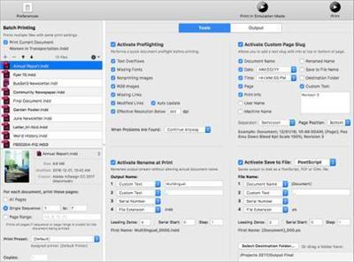 Printools 2017 10.0.0 (Mac OSX)