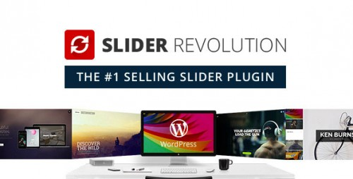 Nulled Slider Revolution v5.4.5 + Addons + Templates  - wordpress plugin program