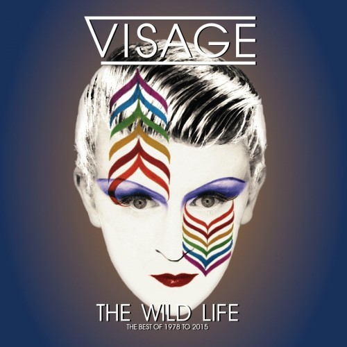 (New Wave, Synth-pop) [CD] Visage - (The Best Of, 1978 To 2015) - 2016, FLAC (image+.cue), lossless