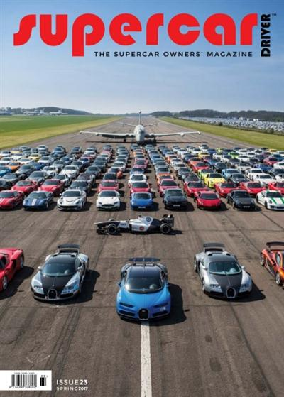 Supercar Driver - Spring 2017