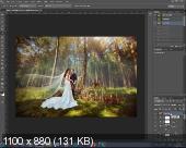 Усиление цвета фото в Photoshop (2017)