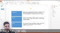 Курс обучения созданию презентаций и работе в powerpoint (2017) PCRec