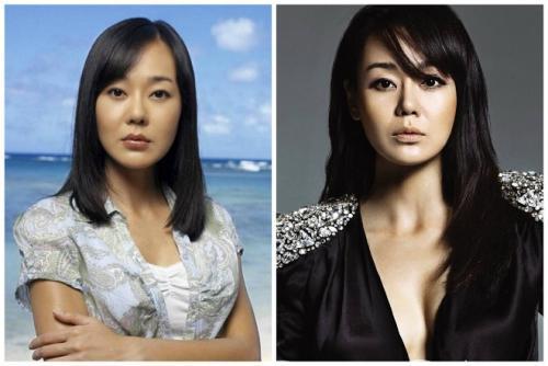 «Остаться в живых»: актриса Юнджин Ким в роли Сун Квон – тогда и сейчас