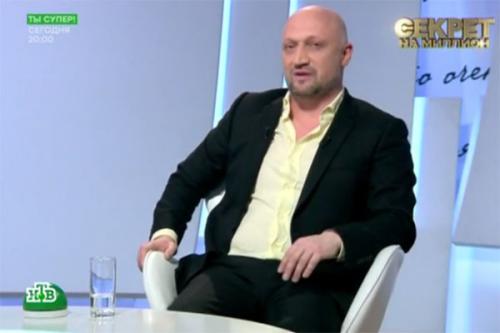 Гоша Куценко жалеет, что признался Порошиной в измене