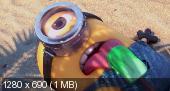 Нікчемний Я 2 (2013) BDRip 720p {Ukr}