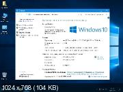 Windows 10 Pro x86/x64 Elgujakviso Edition v.04.06.17 (RUS/2017)