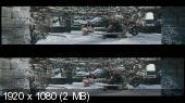 Красавица и чудовище 3D / Beauty and the Beast 3D (Лицензия) Вертикальная анаморфная стереопара