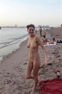 Name Photoset: Russian Nude - 2012-10-26 - Mila S. - Mila On The Beach In St. Petersburg