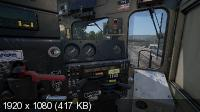 Train Sim World: CSX Heavy Haul (2017/RUS/ENG/MULTi5/Steam-Rip by Fisher)