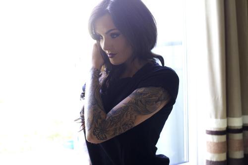 Tattooed emo goth punk unconventional pics hq for Tattoo punk porn