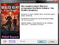 Sherlock Holmes: The Devil's Daughter (2016) PC | RePack от FitGirl