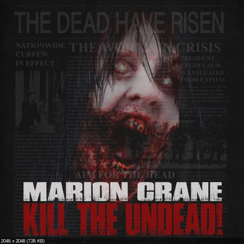 Marion Crane - Kill the Undead! (Single) (2017)