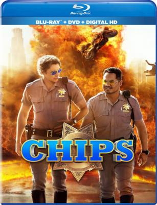Калифорнийский дорожный патруль / CHIPS (2017) Blu-Ray Remux 1080p