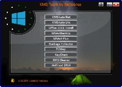 KMS Tools 13.07.2017 Portable by Ratiborus