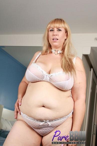 Amazon blonde bbw lila lovely gets fucked 8