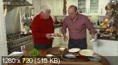 Дженнаро Контальдо и Антонио Карлуччо - Рождественнский угорь под маринадом  / Jamie Oliver's Food Tube  (2014) HDTVRip