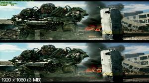 Трансформеры: Последний рыцарь 3D / Transformers: The Last Knight 3D  (Лицензия by Ash61) Вертикальная анаморфная стереопара