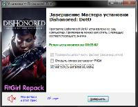 Dishonored: Death of the Outsider [Update 2] (2017) PC | RePack от FitGirl
