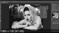 Резкость в Photoshop. Сохраняем фото в размере для соц. сетей (2017)