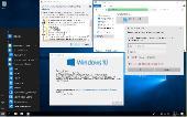 Windows 10 1709 Enterprise 16299.15 rs3 MOS by Lopatkin (x86-x64) (2017) [Rus]