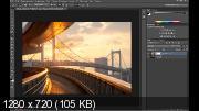 Объединение Raw файлов в Photoshop с разными параметрами (2017) HDRip