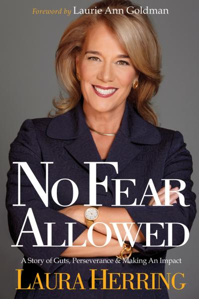 No Fear Allowed A Story of Guts, Perseverance & Making An Impact