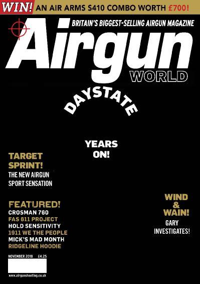 2018-11-01 Airgun World
