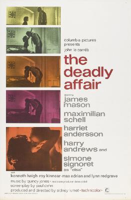 Дело самоубийцы / The Deadly Affair (1967)