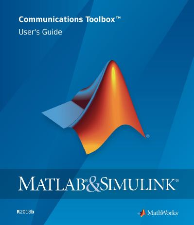 MATLAB & Simulink Communications Toolbox User