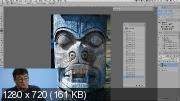 Adobe Photoshop: все палитры и инструменты (all palletes & tools) (2018) Мастер-класс