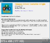 Snappy Driver Installer Origin 1.4.8.697 32-64 bit Portable